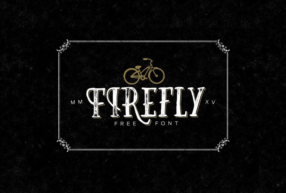 firefly-free-font