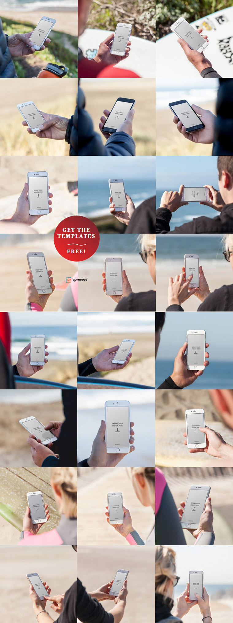 free-iphone-6-templates