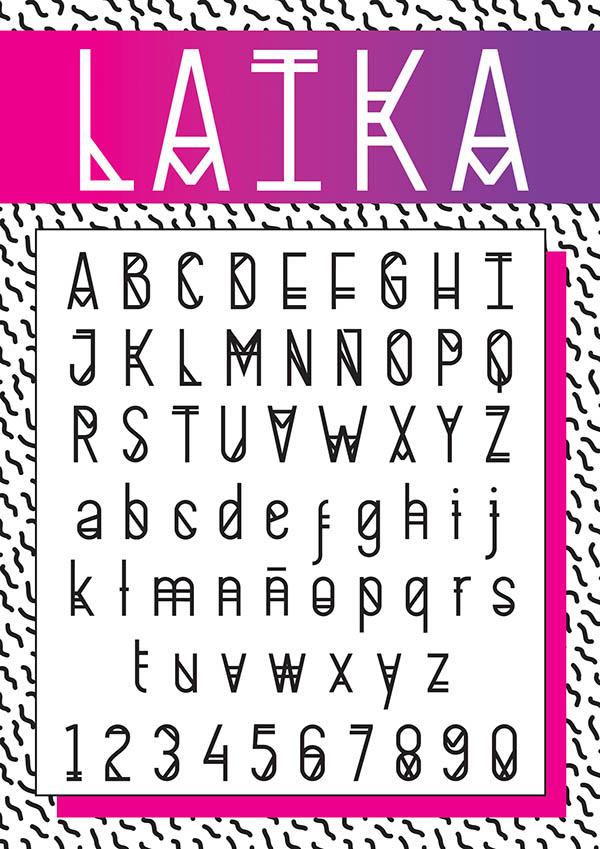 7 Free Fonts
