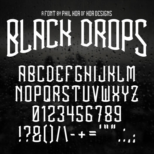 Collection Of 20 Free Fonts For Designers