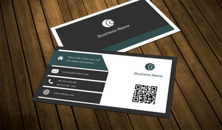 25 professional business card free psd templates 11 business card free psd templates accmission Images