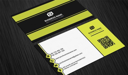 25 professional business card free psd templates 19 business card free psd templates accmission Image collections