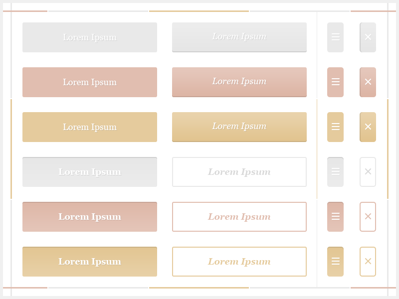 23Free Web UI Elements