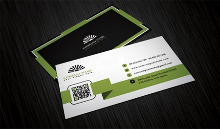 25 professional business card free psd templates 7 business card free psd templates flashek Images