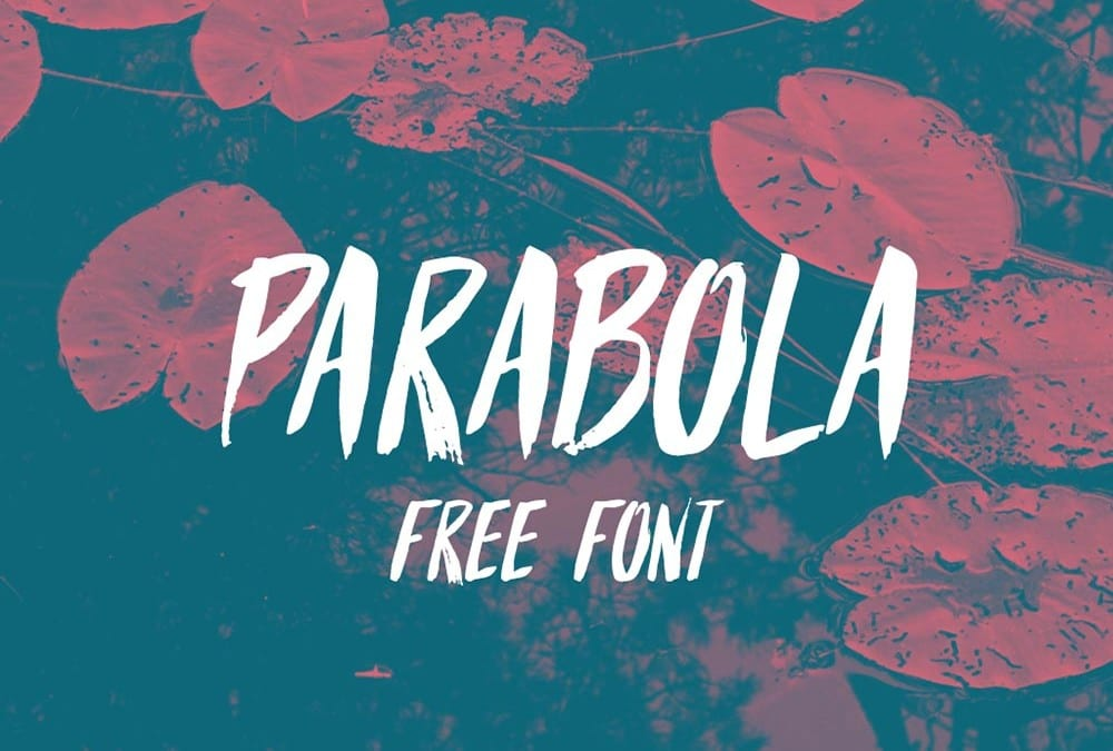 Parabola Handwritten Free Font Download
