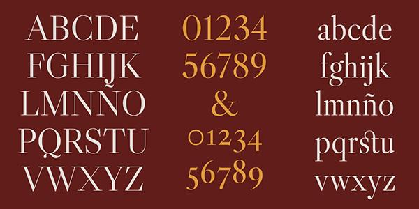 Libre-Caslon-Display-free-font