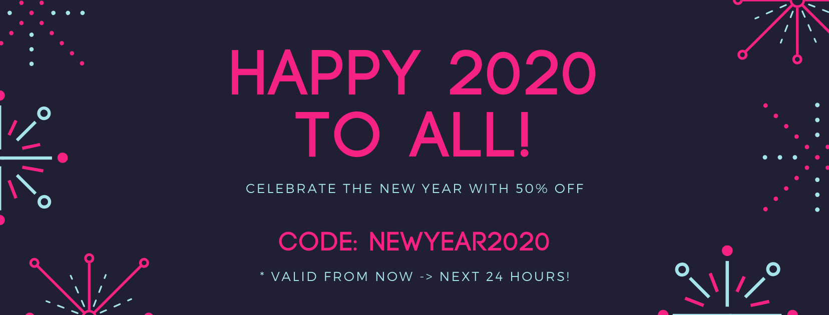 New Year Discount