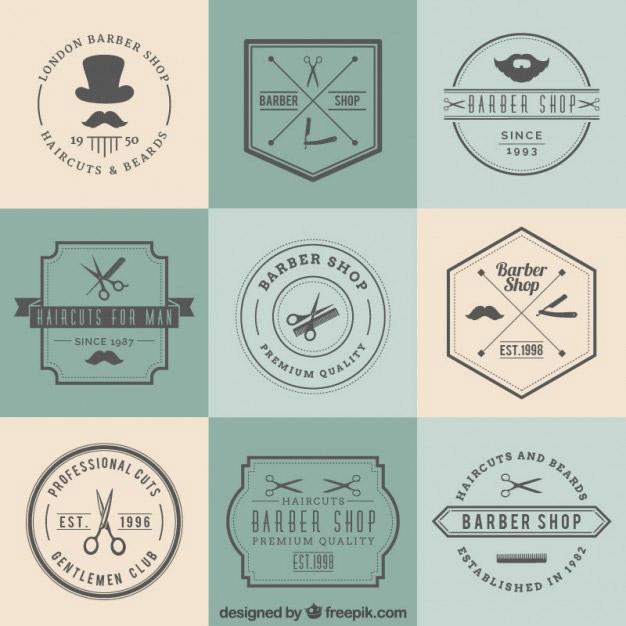 25 Vector Badges