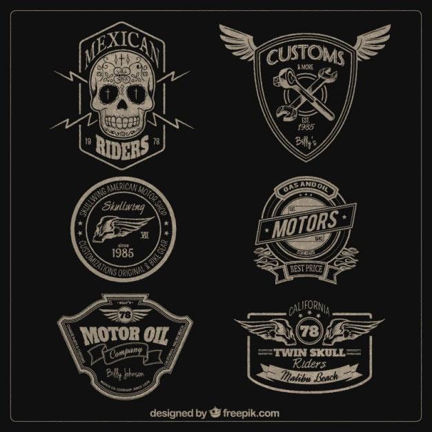 5 Free Badges