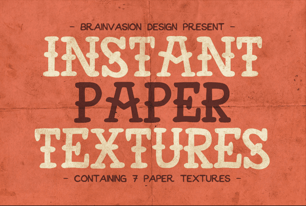 Instant FREE Paper Textures For Designers