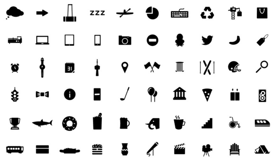 Set Of 140+ FREE Icons Download