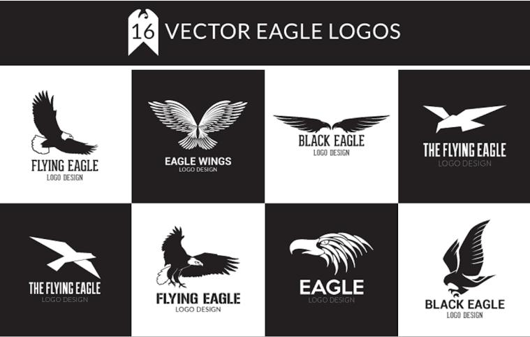 16 Eagle Free Logo Vectors Templates Download Responsive