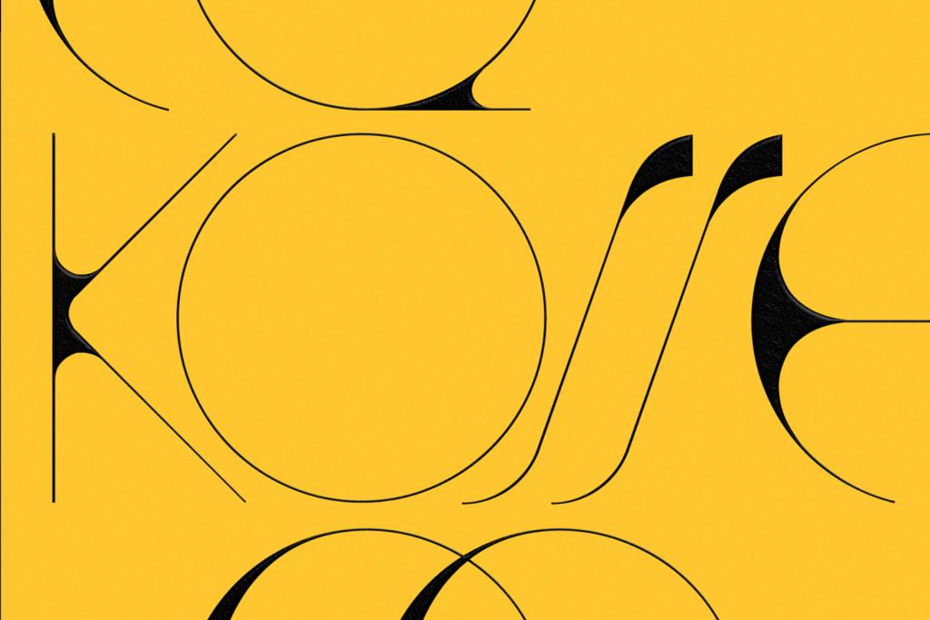 Free Typeface2