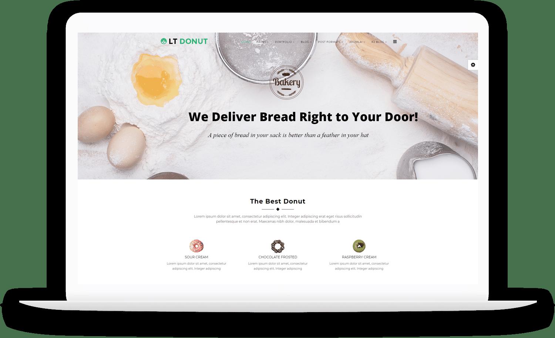 LT-Donut-Joomla-template