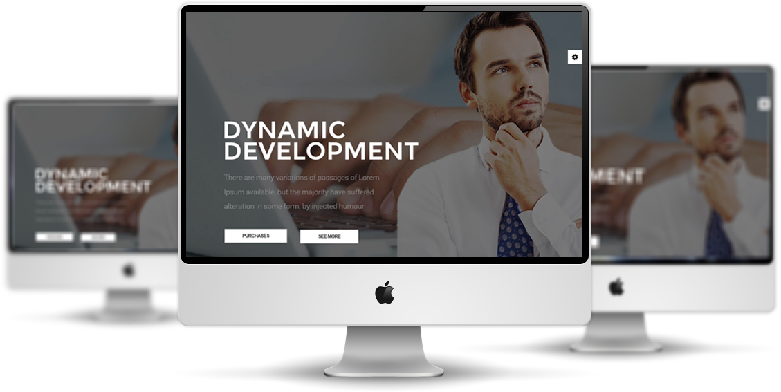 LT Resume Joomla Template Preview