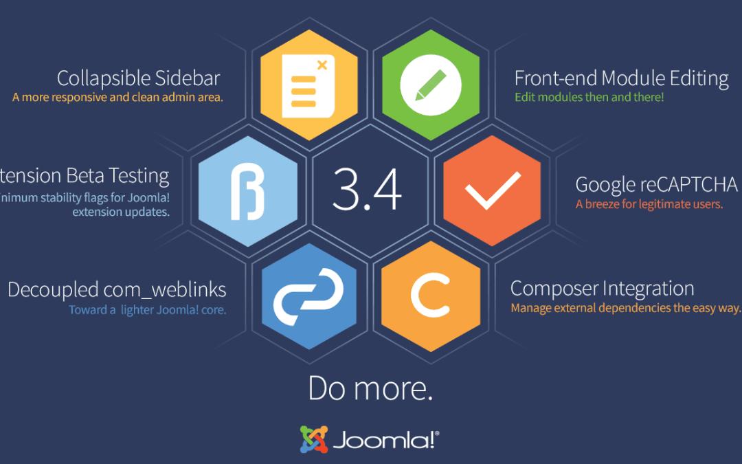 Joomla! 3.4.6 Released