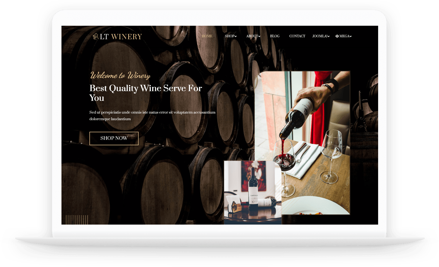lt-winery-free-joomla-template-page-builder
