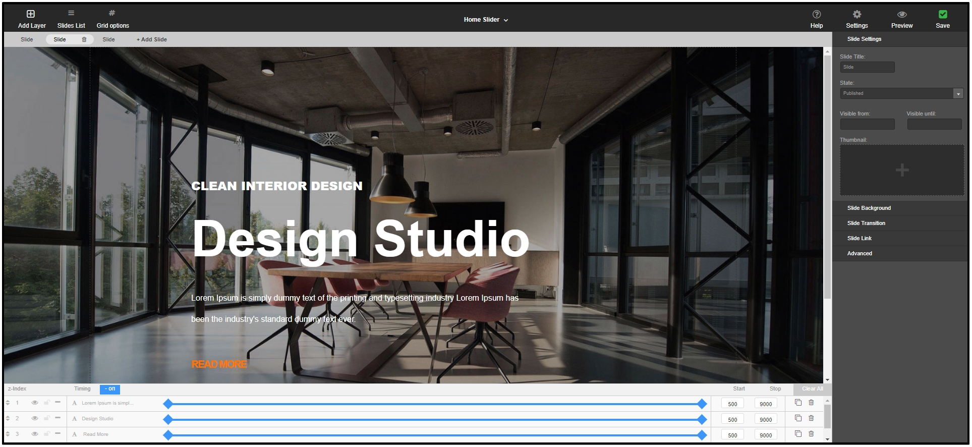 Lt Interior Design Joomla Template Documentation Ltheme