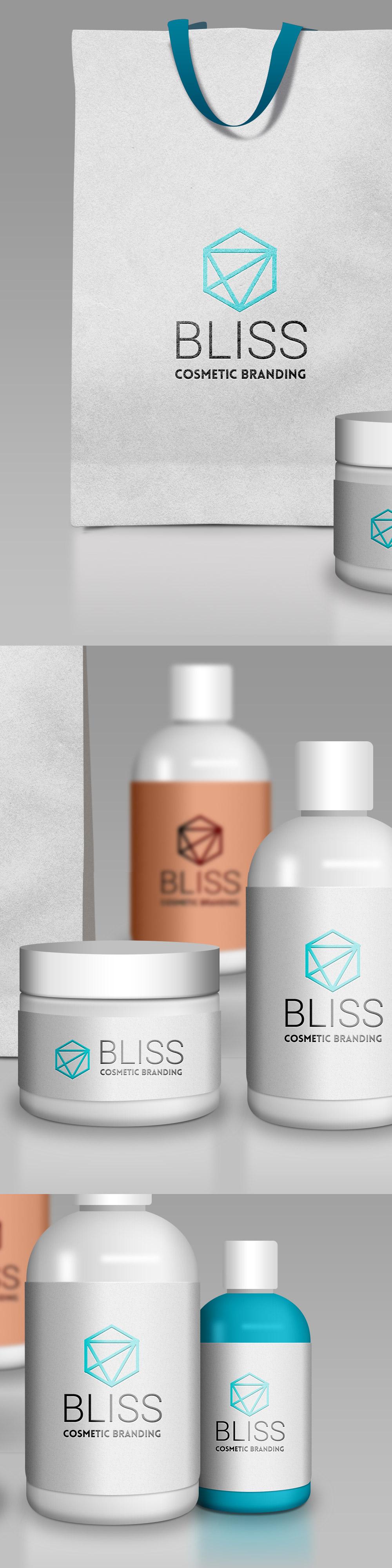 Cosmetic Branding PSD MockUp Template - Responsive Joomla and ...