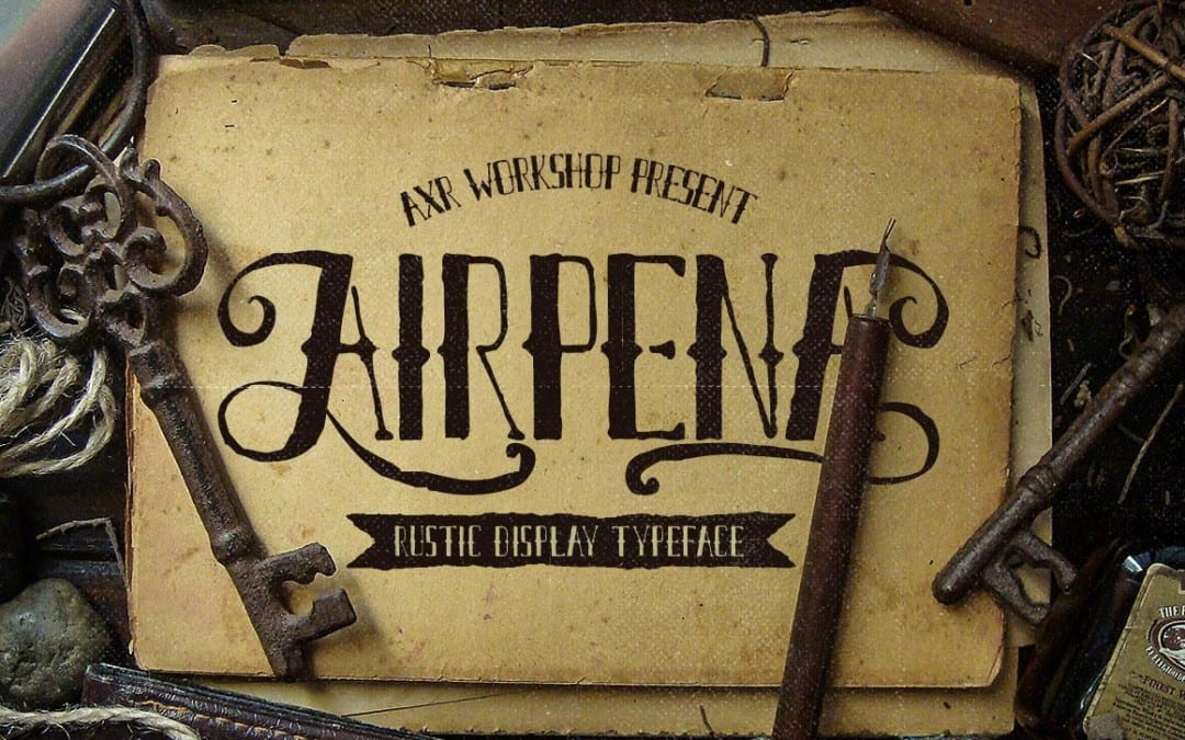 Handwritten Style Font Free Download – Airpena