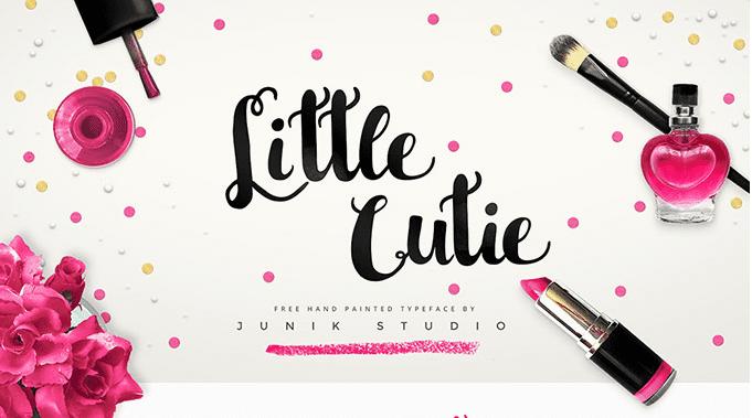 Elegant Brush-lettered Script Free Font For Designers