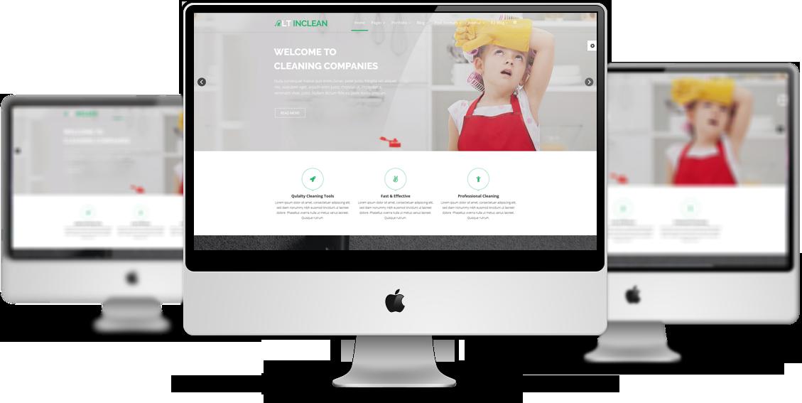 laundry joomla template responsive joomla and wordpress themes