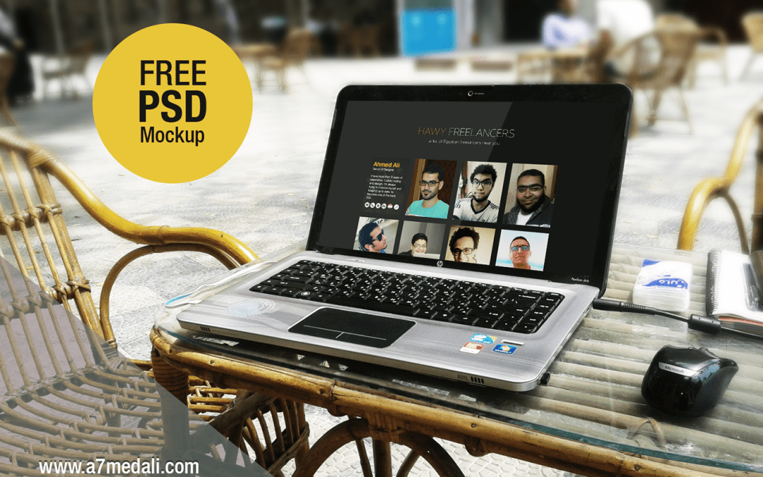 Mockup Free Download For Website