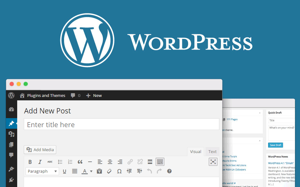 How To Create A New WordPress Post