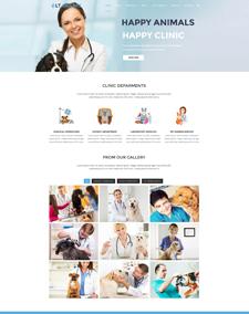 LT Anicare – Free Responsive Pet WordPress Themes