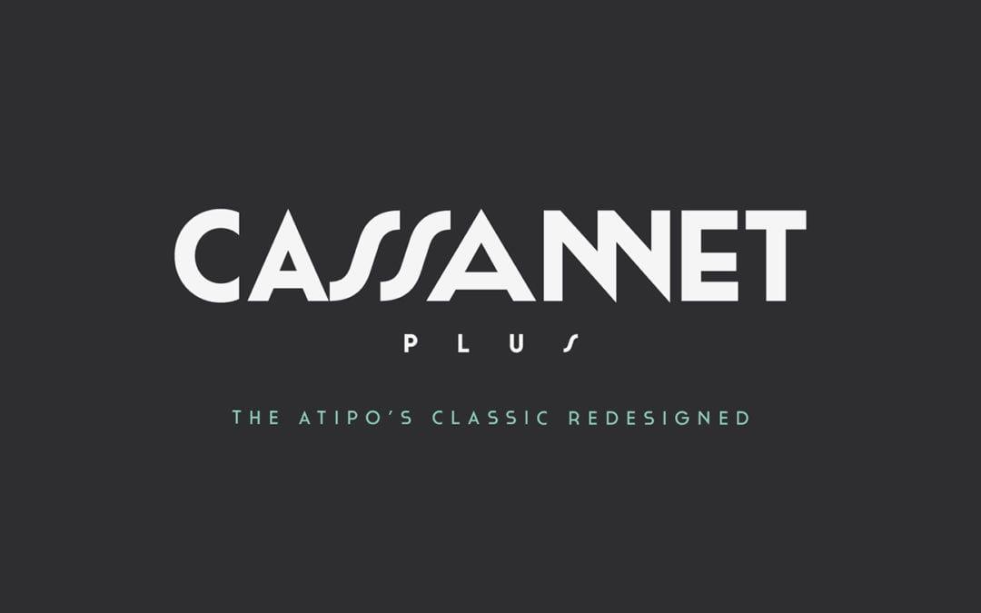 Cassannet Plus Free Sans Serif Font Ltheme