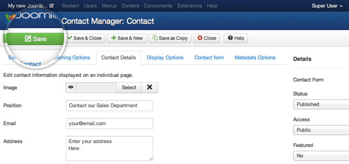 creating-a-simple-joomla-3-contact-us-page-3