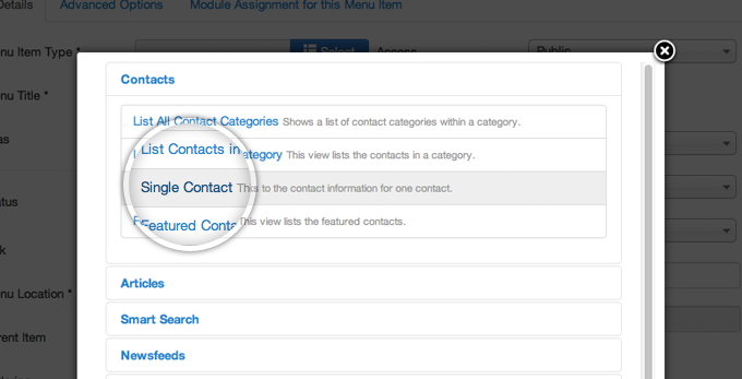 creating-a-simple-joomla-3-contact-us-page