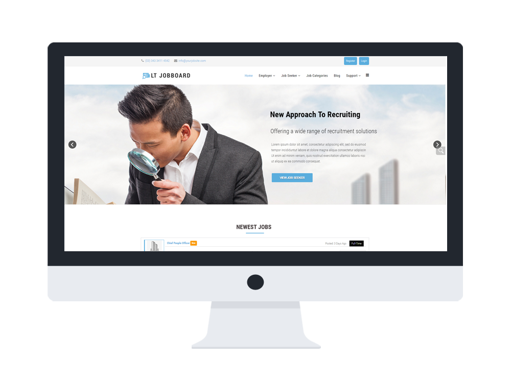 joomla business template free download
