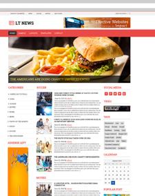 LT News – Free Responsive Magazines / News WordPress theme