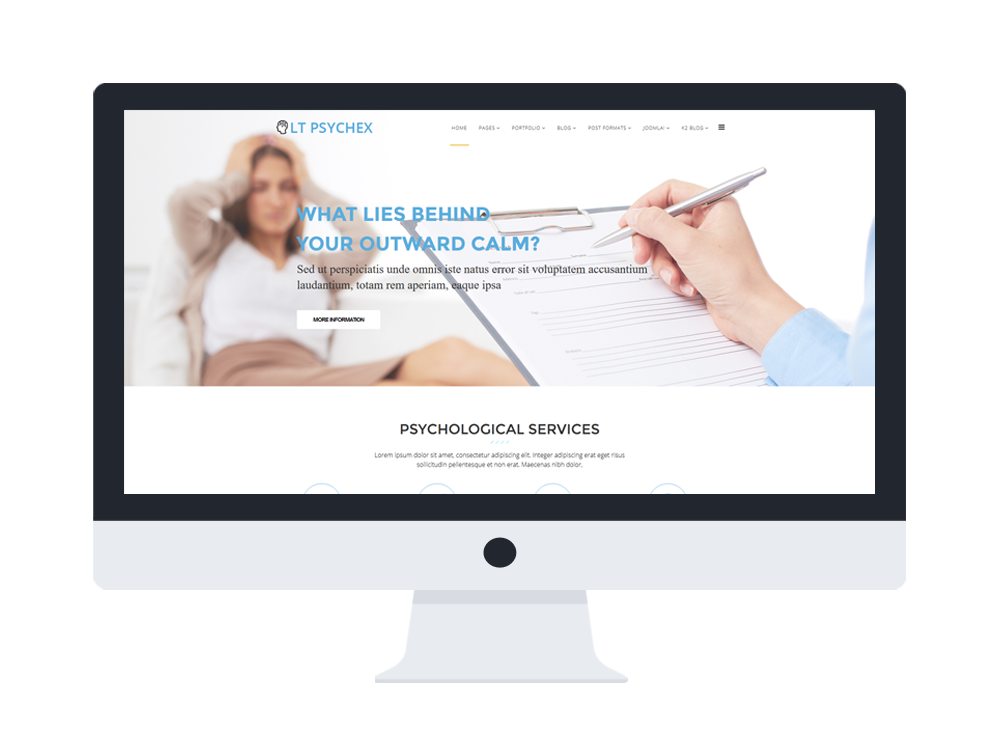 Free joomla medical templates