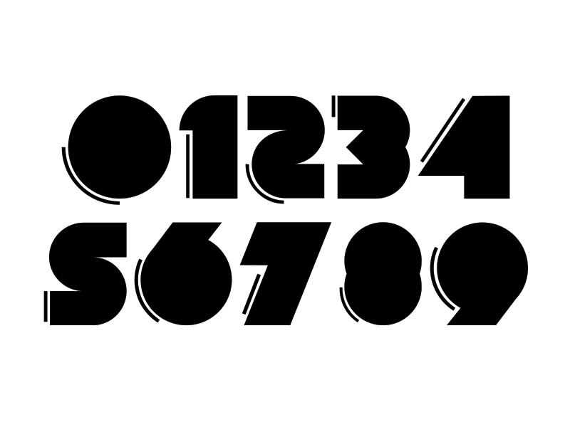alva-free-geometric-font