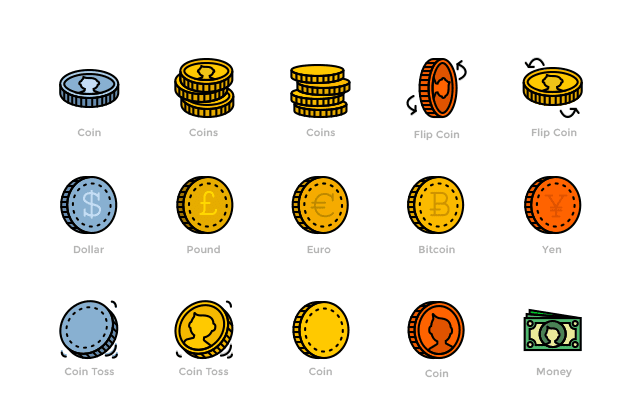 Smashicons: Business Free Retro Icons Set