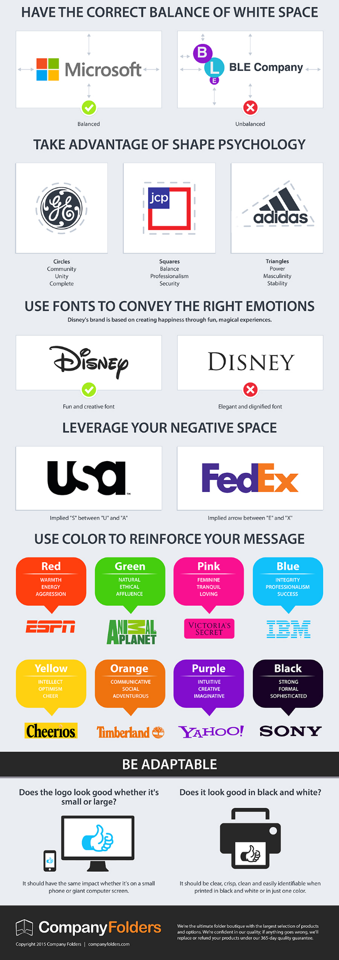 How to Design an Awesome Company Logo