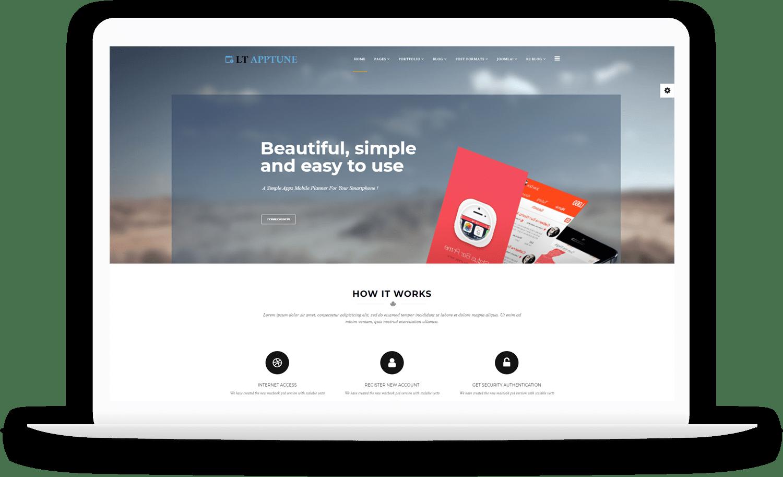 LT-Apptune-Joomla-template
