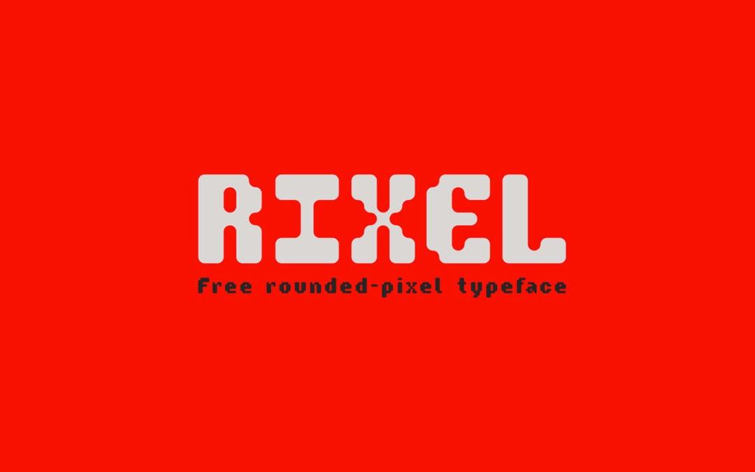 RIXEL Free Family Font