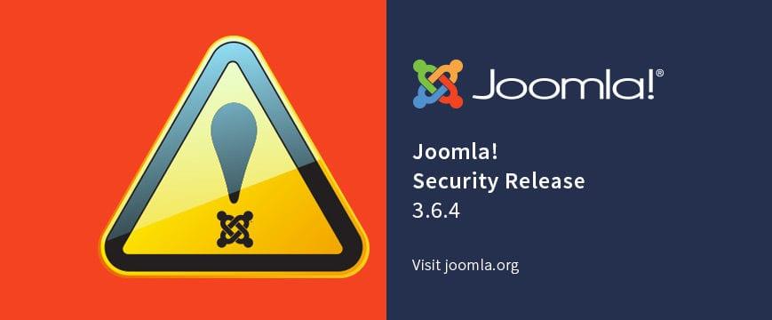 Joomla 3.6.4 Released! What's in 3.6.4