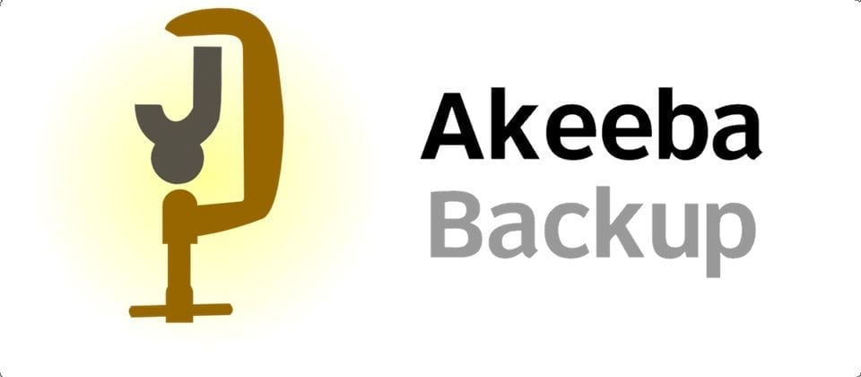 The Control Panel In Akeeba Backup