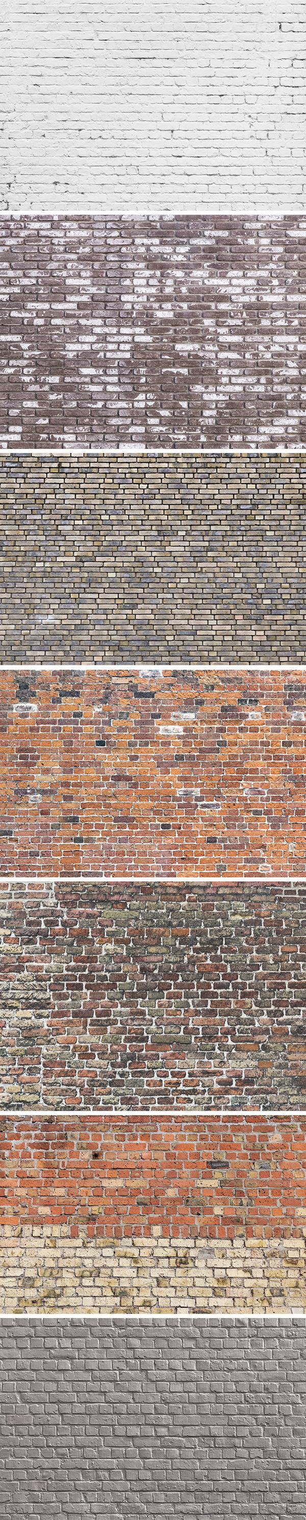 Brick Wall Free Textures