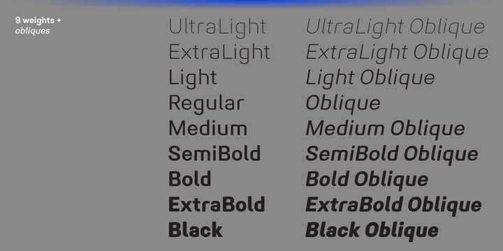Midpoint Pro Free Font Family
