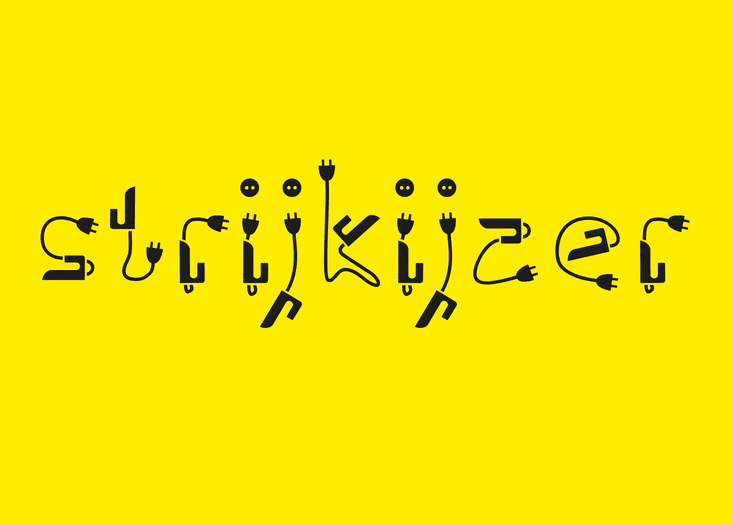 Ps Strijkijzer Free Font Download