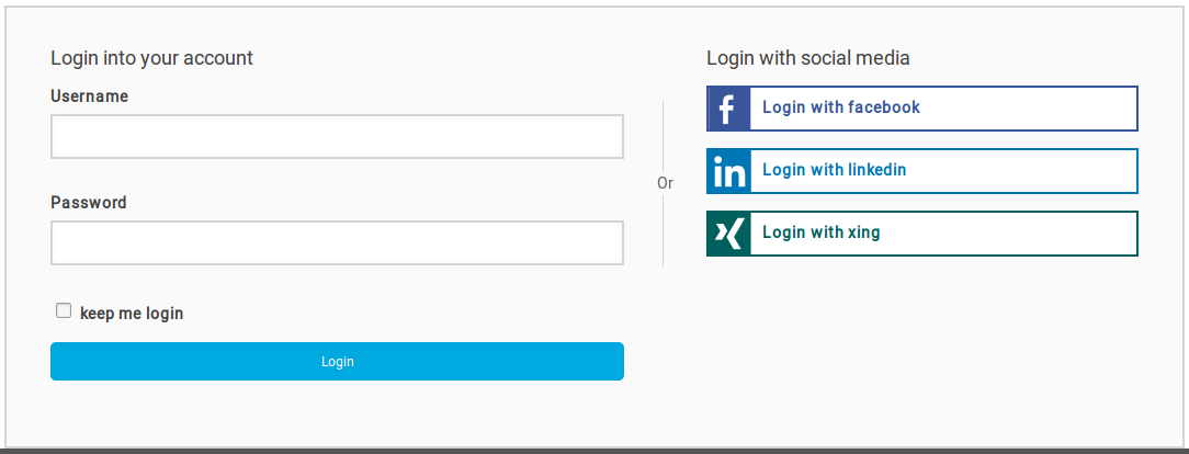 How to Register and Login to JS Jobs? - L THEME Store