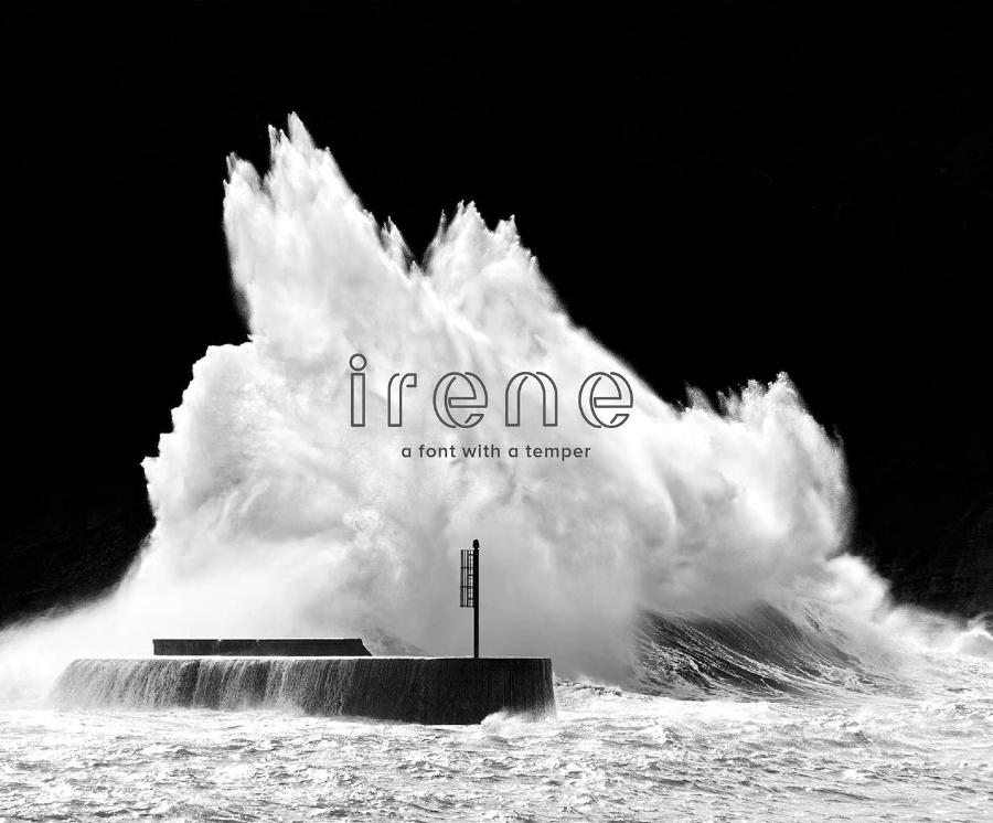 Irene Free Typeface
