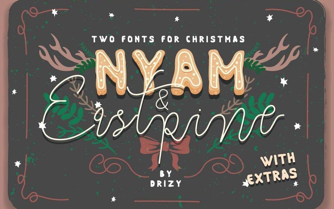 NYAM & Eastpine Free Typeface