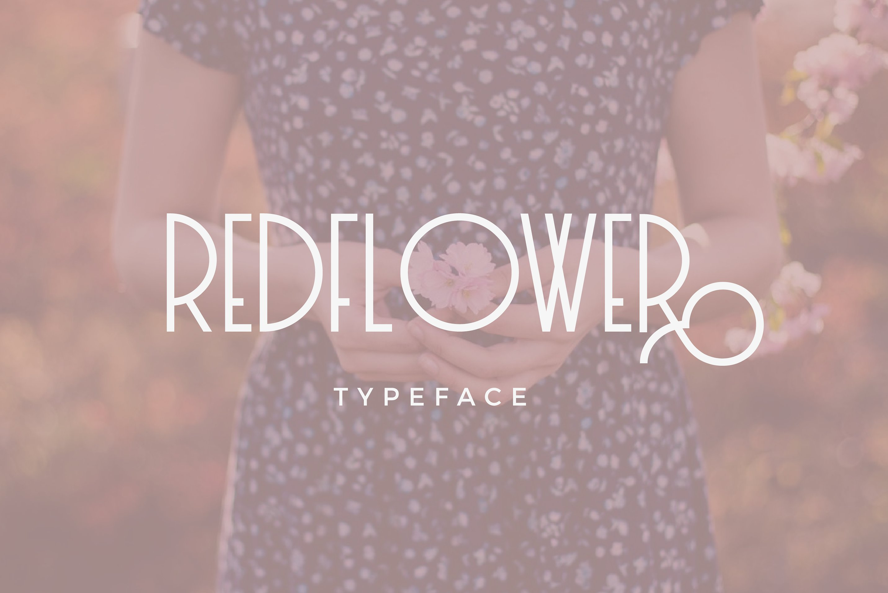RedFlower - Free Typeface