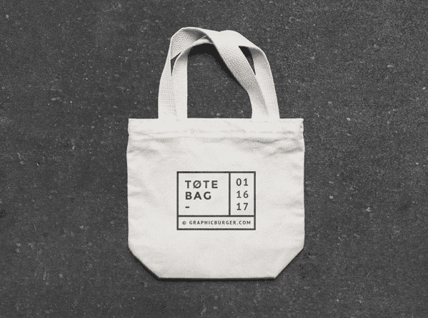 small canvas tote bag free mockup template responsive joomla and